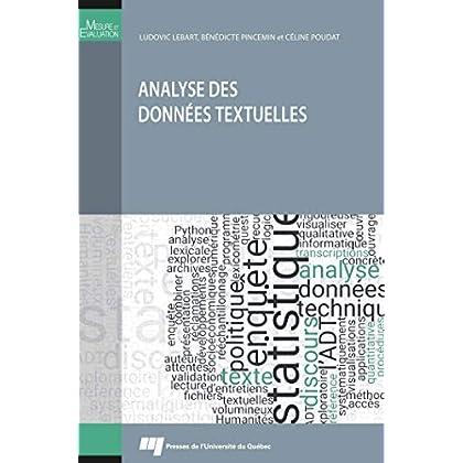 Analyse des données textuelles