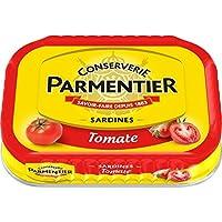Parmentier Sardines à la tomate La boite de 135g - Prix Unitaire - Livraison Gratuit Sous 3 Jours