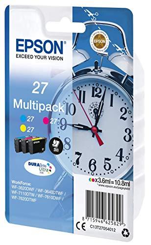 Multipack 3 Cartucce 27 Sveglia