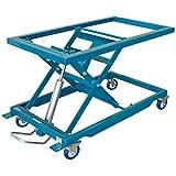 Beck midi HS 300 midi Hubtisch - fahrbarer Scherenhubtisch   Arbeitstisch mit Plattformgrundrahmen
