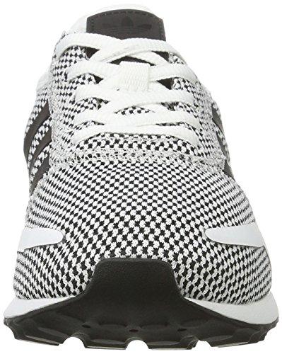 adidas Los Angeles, Sneaker a Collo Basso Uomo Bianco (Ftwr White / Core Black / Ftwr White)