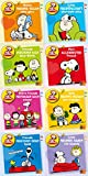 Mini-Bücher Peanuts 8er-Set Nr. 1