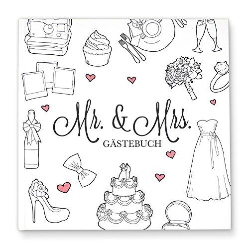 Cupcakes & kisses®, libro degli ospiti