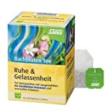"SALUS Haus® Bachblüten Tee ""Ruhe & Gelassenheit"" 1 Pack 15 FBTL"