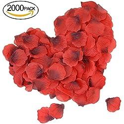 2000 Unidades en Color Rojo