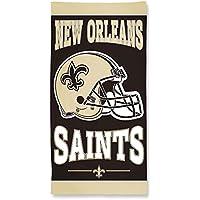 NFL New Orleans Saints Beach Towel 150x 75cm by Wincraft