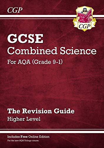 Grade 9-1 GCSE Combined Science: AQA Revision Guide with Online Edition - Higher