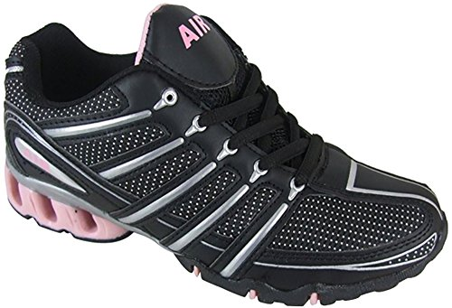 Womens Shock Absorbing Girls Running Trainers Jogging Gym Fitness Trainer Shoe 6