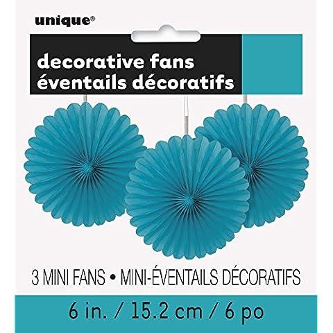 Los aficionados decorativos Partido Ênico Mini Papel Tissue (Pack de 3, del trullo)
