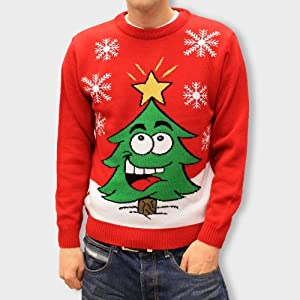 DenimBar.ie Novelty Christmas Jumper Men