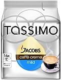 Tassimo Jacobs Caffè Crema mild 5er Pack (5 x 89,6 g)