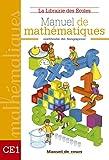 Manuel de mathématiques CE1...