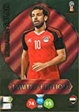Adrenalyn XL FIFA World Cup 2018Russia–Mohamed Salah Limited Edition Trading Card–Egitto