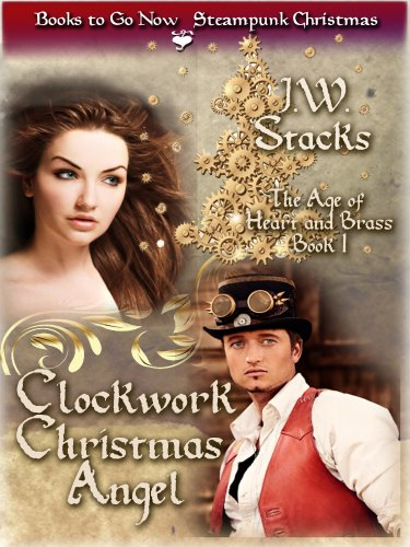 A Clockwork Christmas Angel (The Age of Heart and Brass) (English Edition)