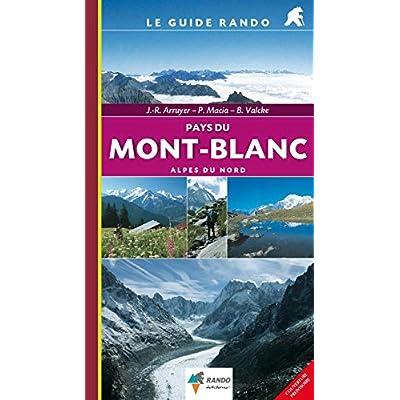 GUIDE RANDO PAYS DU MONT-BLANC (N.ED.)