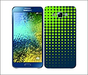 Galaxy Printed 1615 DOUGHNUTS OVER Hard Cover for Samsung GRAND NEO