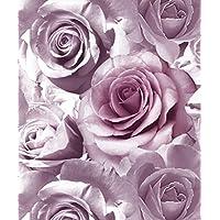 Amazon Fr Rose Papiers Peints Peintures Outils Et Traitement