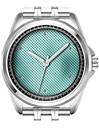 fb0958717f0f Amazon.es  malla metalica - 100 - 200 EUR   Relojes de pulsera ...
