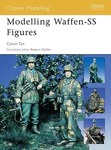 Modelling Waffen-SS Figures (Osprey Modelling) por Calvin Tan