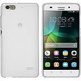 TBOC® Funda de Gel TPU Transparente para Huawei G Play Mini de Silicona Ultrafina y Flexible