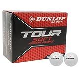 Dunlop 24 Pack Tour Golf Balls White
