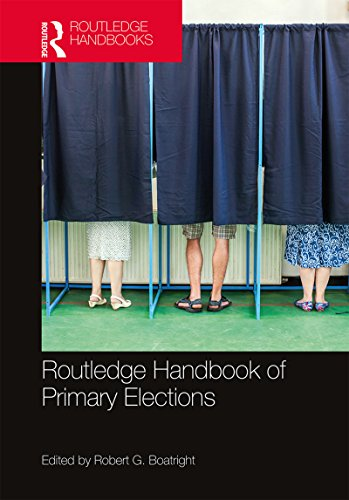 Routledge Handbook of Primary Elections (Routledge Handbooks) (English Edition)
