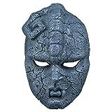 Máscara YN Jojo Wonderful Adventure Gárgola Stone Ghost Mask Mask Resina Resina de Alto Grado