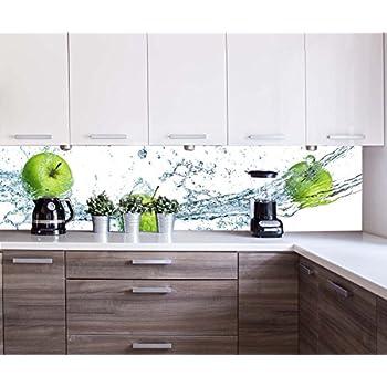 Küchenrückwand Grüner Apfel Deko Design M0736 | 260 X 60Cm (B X H