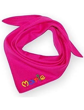 Halstuch mit Namen - Halstuch Baby in verschiedenen Farben - Geschenke mit Namen, Baby Taufgeschenk, Personalisiertes...