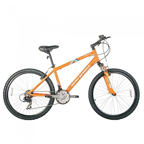 HERO SPRINT PRO RUMMAGE 26T 21 SPEED ORANGE