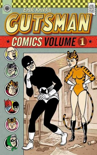 gutsman-comics-volume-1