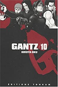 Gantz Edition simple Tome 10