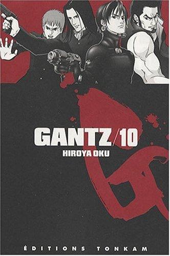 Gantz Vol.10
