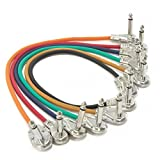Jack - Jack PRO Patch Cable 30cm Pack of 6