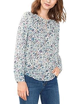 ESPRIT Collection Damen Bluse 076eo1f003