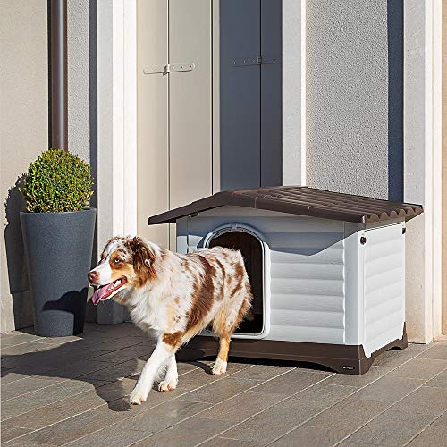 Ferplast Puerta caseta de perro Dogvilla