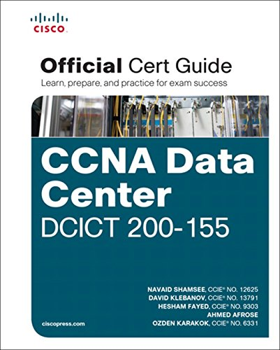 CCNA Data Center DCICT 200-155 Official Cert Guide