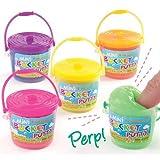 Mini Bucket Squishy Gooey Putty, Party B...