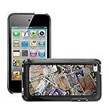 Hülle Case Schutzhülle Cover Premium Case // M00154398 Geld-Währung Finanzen Reichtum // Apple ipod Touch 4 4G 4th