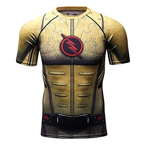 Homme Superheroes - Cody Lundin Homme T-shirts Fashion Superhéros Sport
