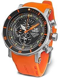 Vostok Europe Reloj de caballero YM86-620A506