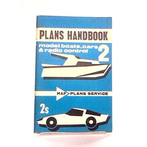 Model Boat, Car & Radio Control Plans Handbook 2