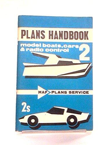 Model Boat, Car & Radio Control Plans Handbook 2 par Model & Allied