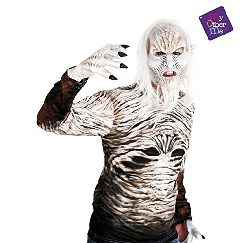 My Other Me - Manos caminante, color blanco (Viving Costumes 202796)