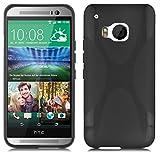 Cadorabo - Custodia silicone TPU X-Line Design per HTC ONE (M9 - 3.Generazione) - Best Reviews Guide