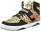 adidas Hightop Sneaker Basket Montantes Space Diver 2.0 Womann Leopard EU 40 2/3 (UK 7)