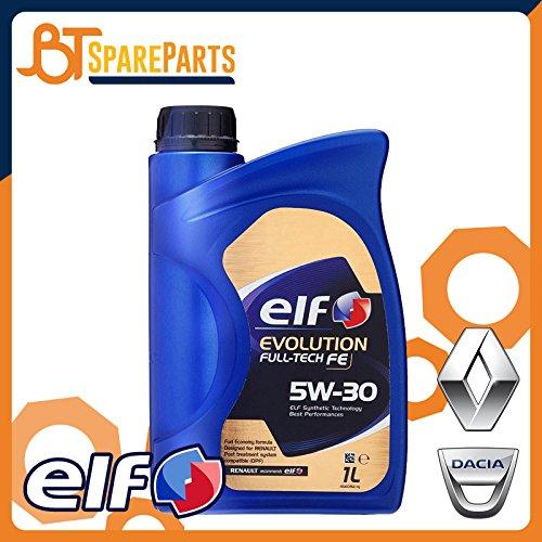 Olio-motore-Elf-Evolution-Full-Tech-FE-5W-30-5W30-originale-Total-Erg-1-litro-2-litri-3-litri-4-litri-5-litri-6-litri-quantit-desiderata-per-motori-Renault-e-Dacia-Lubrificante-sintetico-per-RENAULT-M