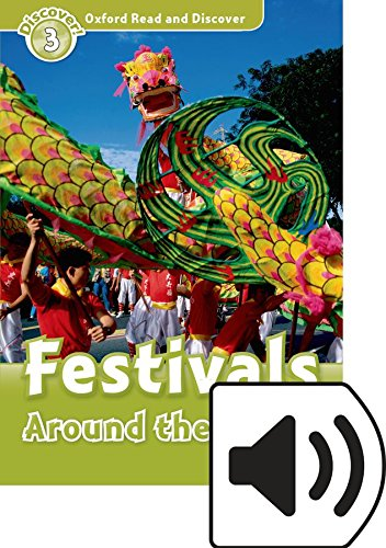 Oxford Read and Discover 3. Festivals Around the World MP3 Pack por Anthony Manning