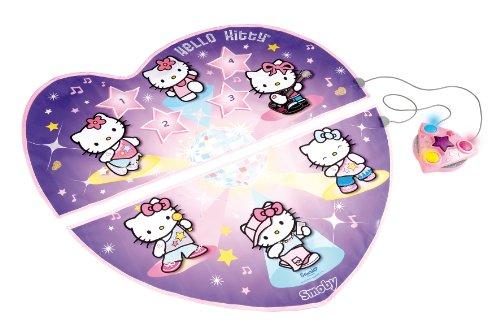 Preisvergleich Produktbild Smoby 27247 - Duo-Light Tanzmatte, Hello-Kitty
