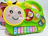#7: Babytintin Animal Sound Musical Piano Toy Musical Educational Toy for Kids (Color as avilable)